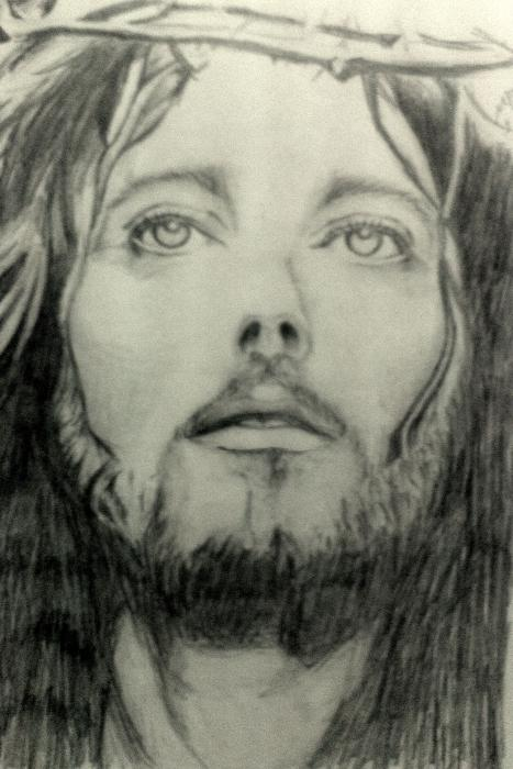 Jesus Christ by marcfitzgerald